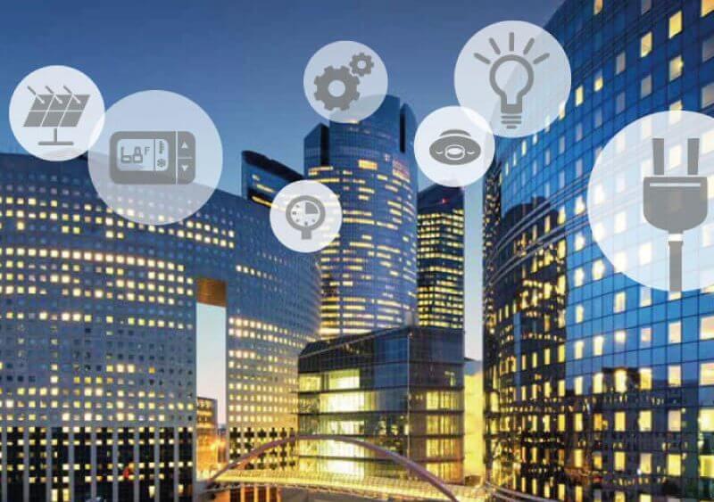 """Akıllı Bina Teknolojileri: Hayatımızın Yeni """"Akıllı"""" Vazgeçilmezi!"""