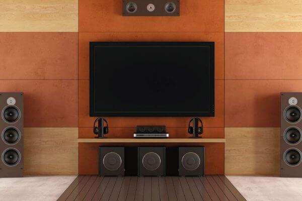 Ev sinema sistemi 5+1