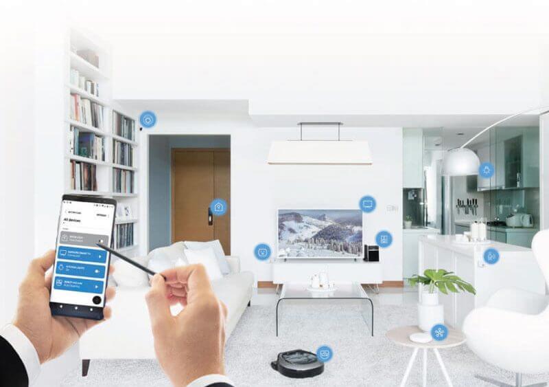Teknoloji Harikası Akıllı Ev ve Bina Sistemleri