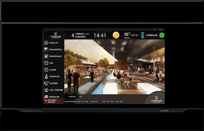 INTERRA Touch Panel