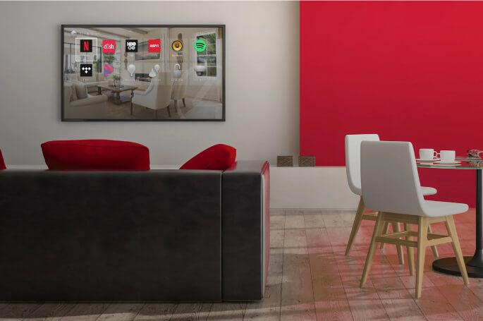 Akıllı Ev Sistemleri Control4 TV Kontrolü