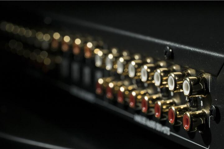 Control4 Türkiye Audio Matrix Switch