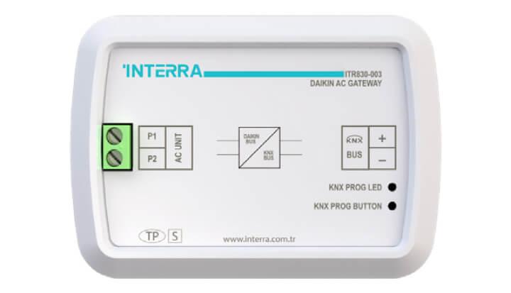 INTERRA Akıllı Ev Sistemleri Daikin Gateway