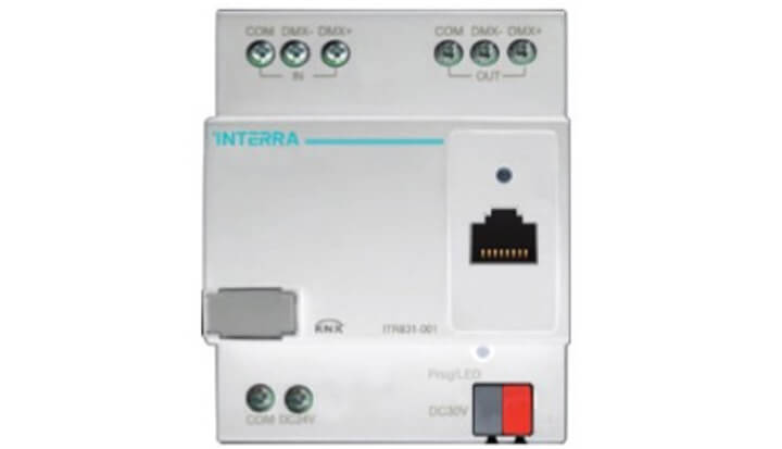INTERRA Akıllı Ev Sistemleri DMX Modül