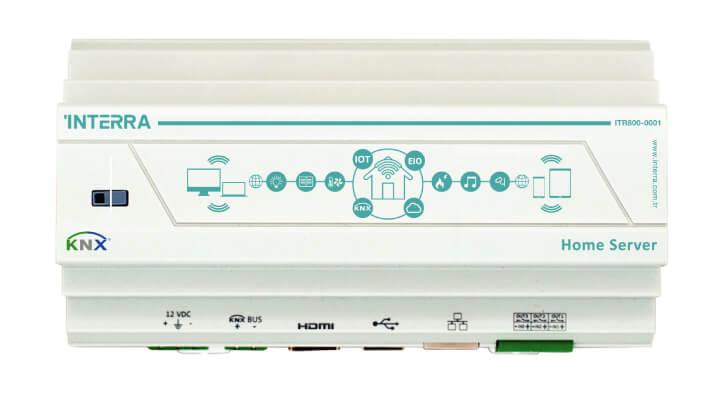 INTERRA Akıllı Ev Sistemleri Home Server Modül