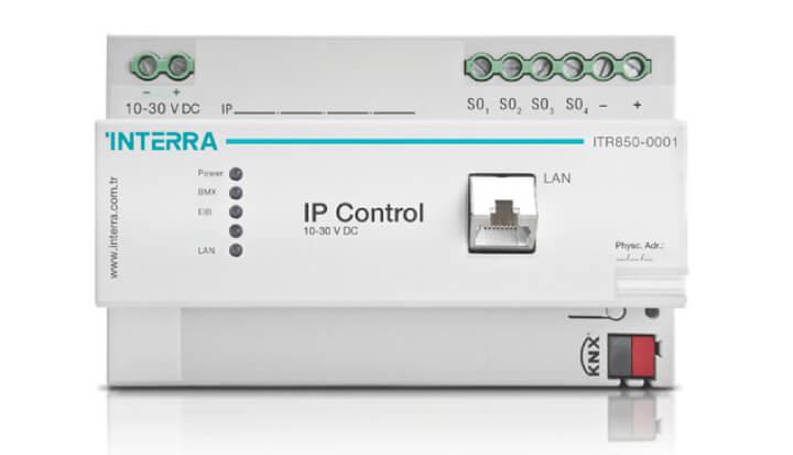 INTERRA Akıllı Ev Sistemleri Ip Control