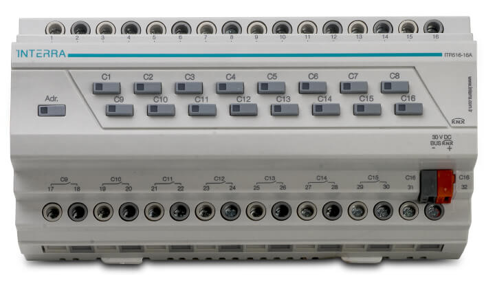 INTERRA Akıllı Ev Sistemleri Combo Modül