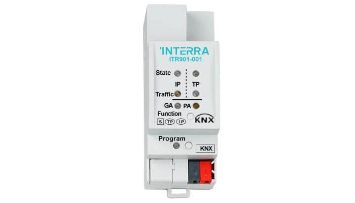 INTERRA Akıllı Ev Sistemleri Ip Router